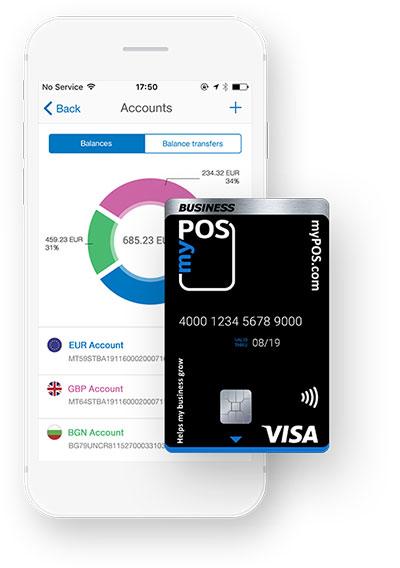 myPOS conto bancario