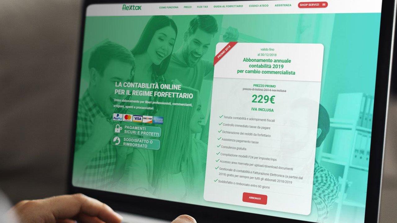 Flex Tax: la startup torinese che semplifica la gestione della contabilità thumbnail