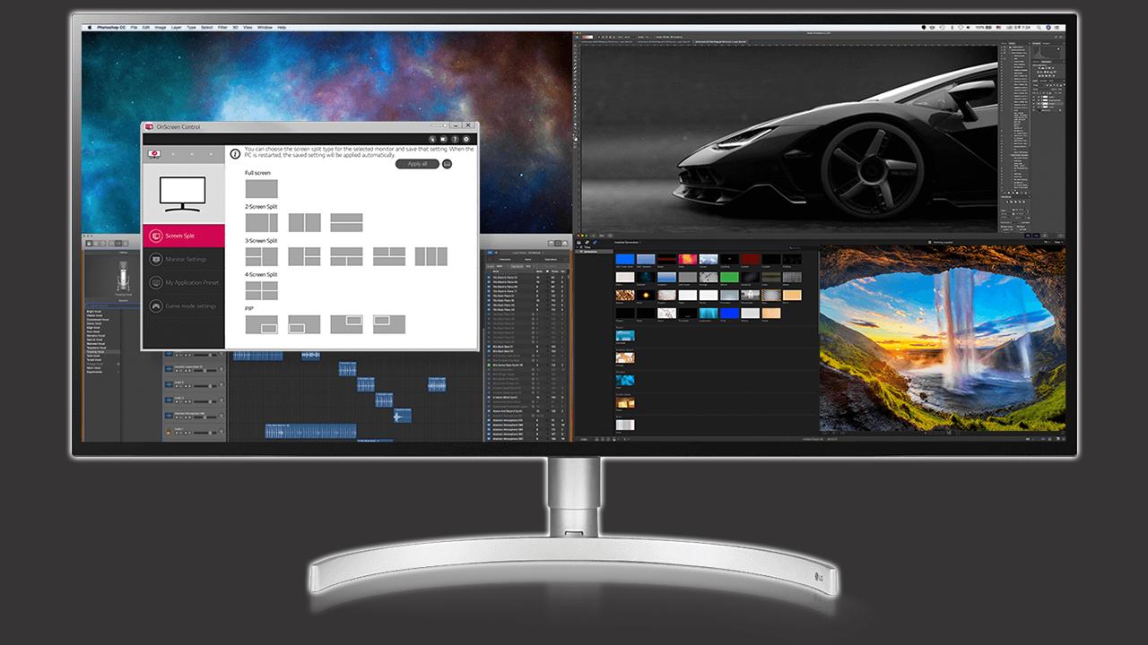 Da LG monitor business che cambiano il modo di lavorare thumbnail