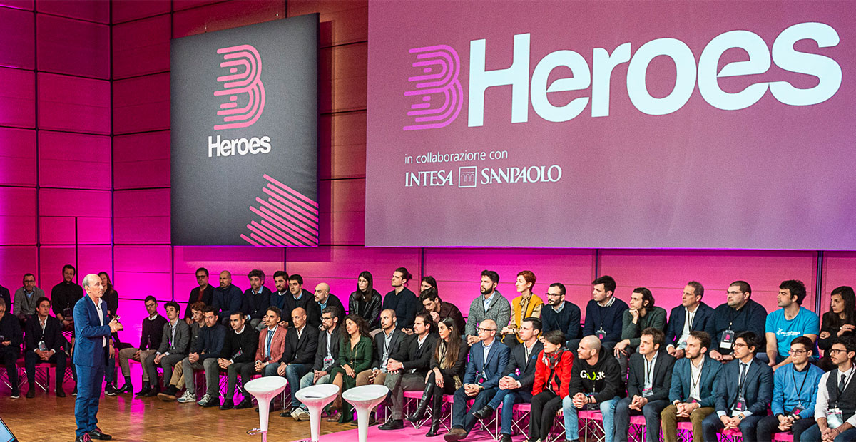 B Heroes: 20 start up pronte a sfidarsi thumbnail