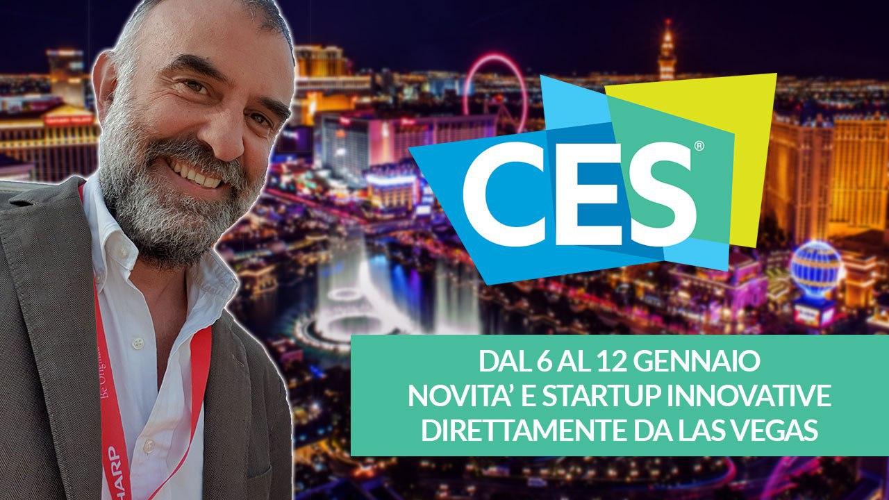 CES 2019: 50 startup italiane alla conquista del mondo thumbnail