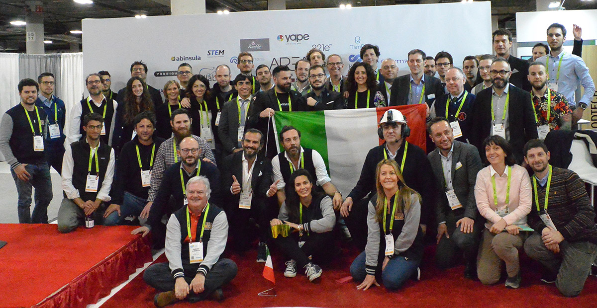 CES 2019: grande successo per le start up italiane thumbnail