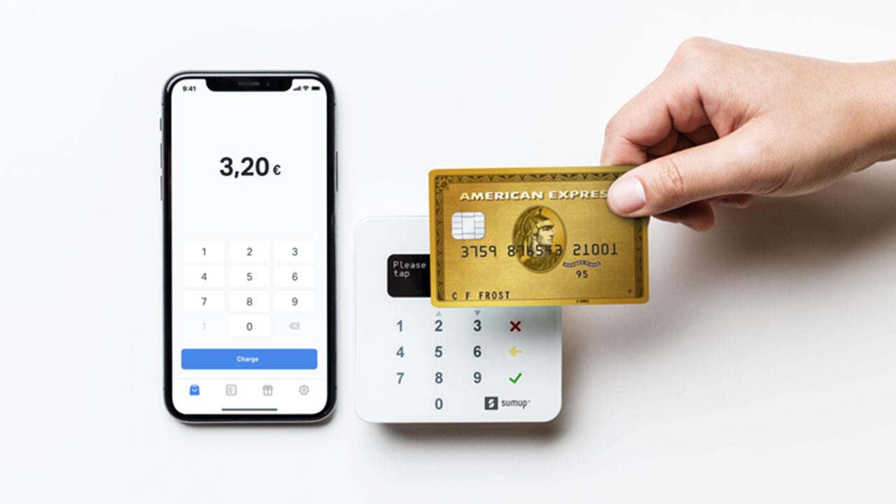 Sumup: come funziona il POS per smartphone che vuole rivoluzionare il commercio al dettaglio thumbnail