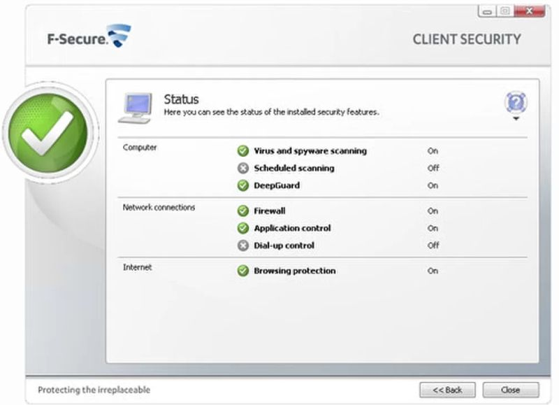 F-Secure Business Suite enpoint