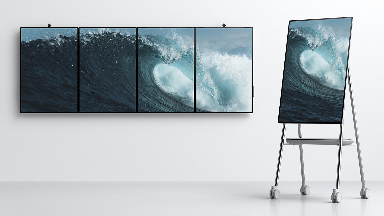 Microsoft presenta Surface Hub 2S: nuovo all-in-one per la produttività thumbnail