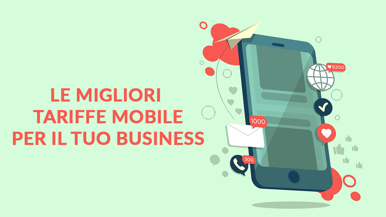 Tariffe Mobile Business: ecco le migliori offerte thumbnail