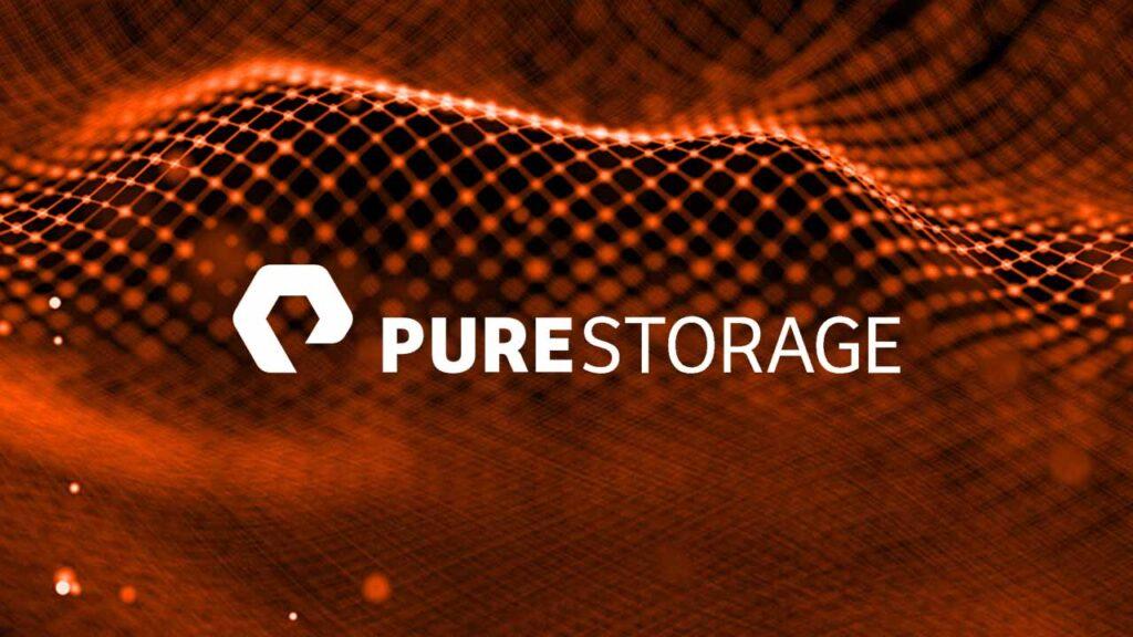 pure storage home