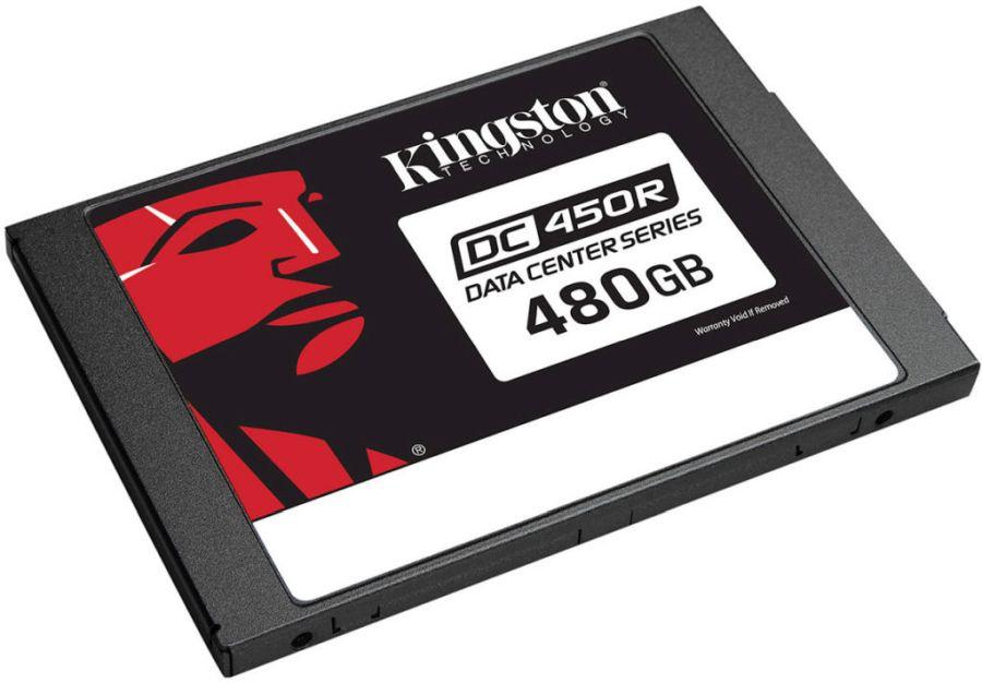 Kingston lancia l'SSD enterprise Data Center 450R thumbnail