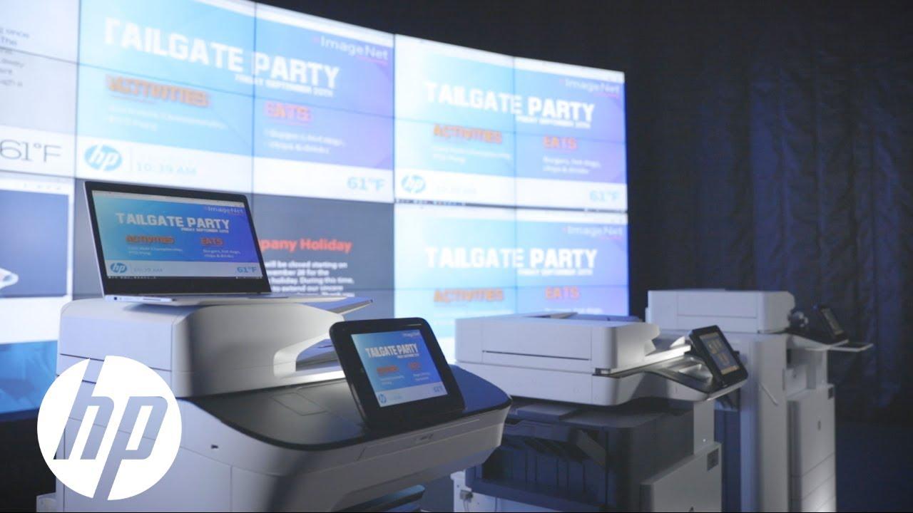 HP Workpath e Command Center: la stampa per gli ambienti di lavoro cambia thumbnail