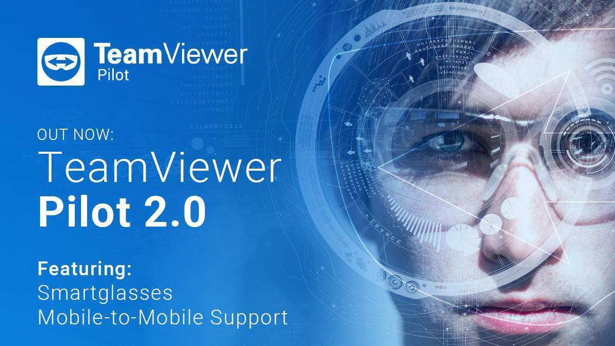TeamViewer Pilot 2.0: arriva la compatibilità con auricolari AR thumbnail