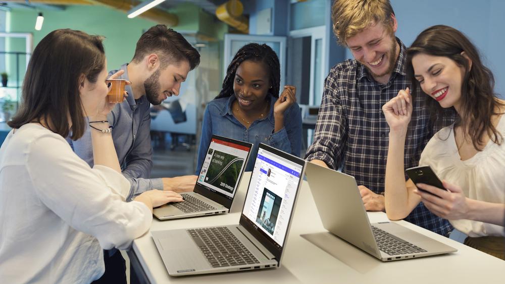 dipendenti PMI tecnologia Lenovo