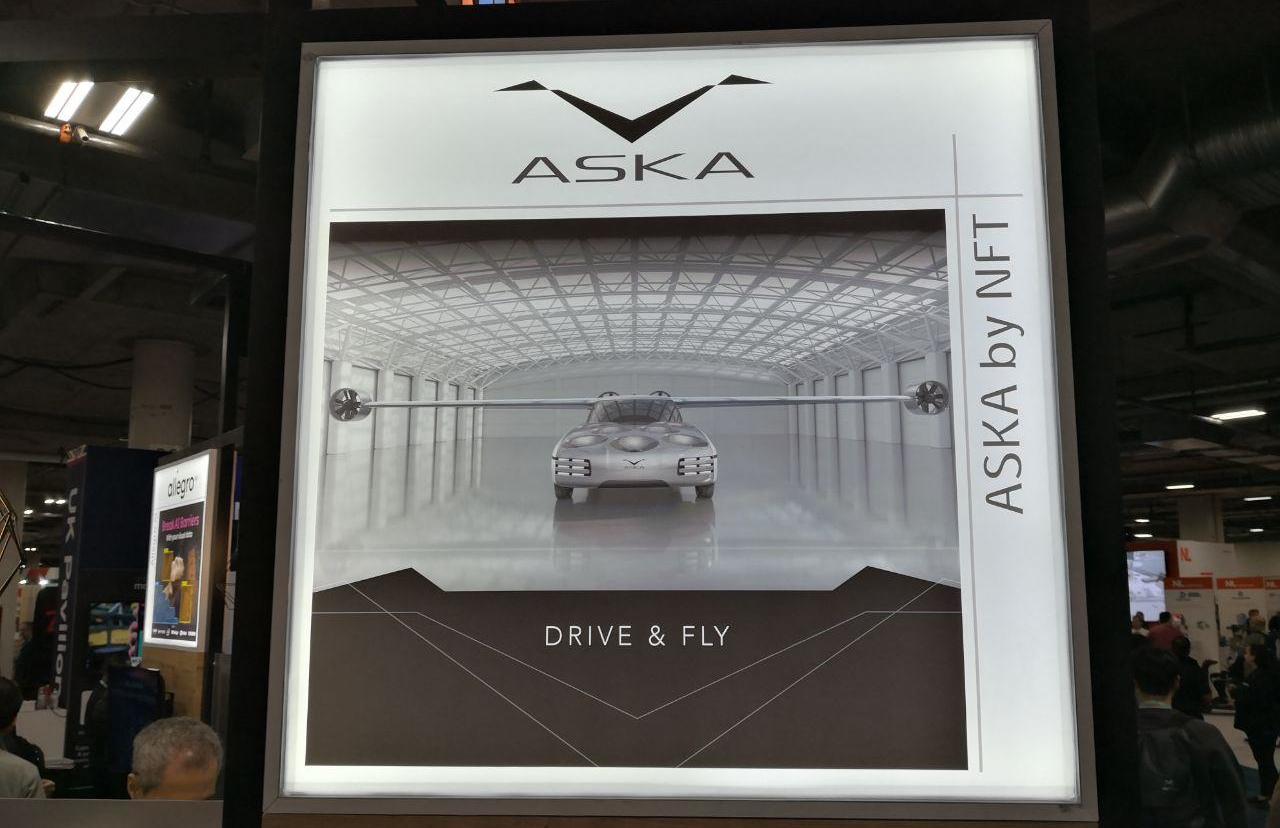 Aska: l'auto volante tra l'aereo e il drone thumbnail