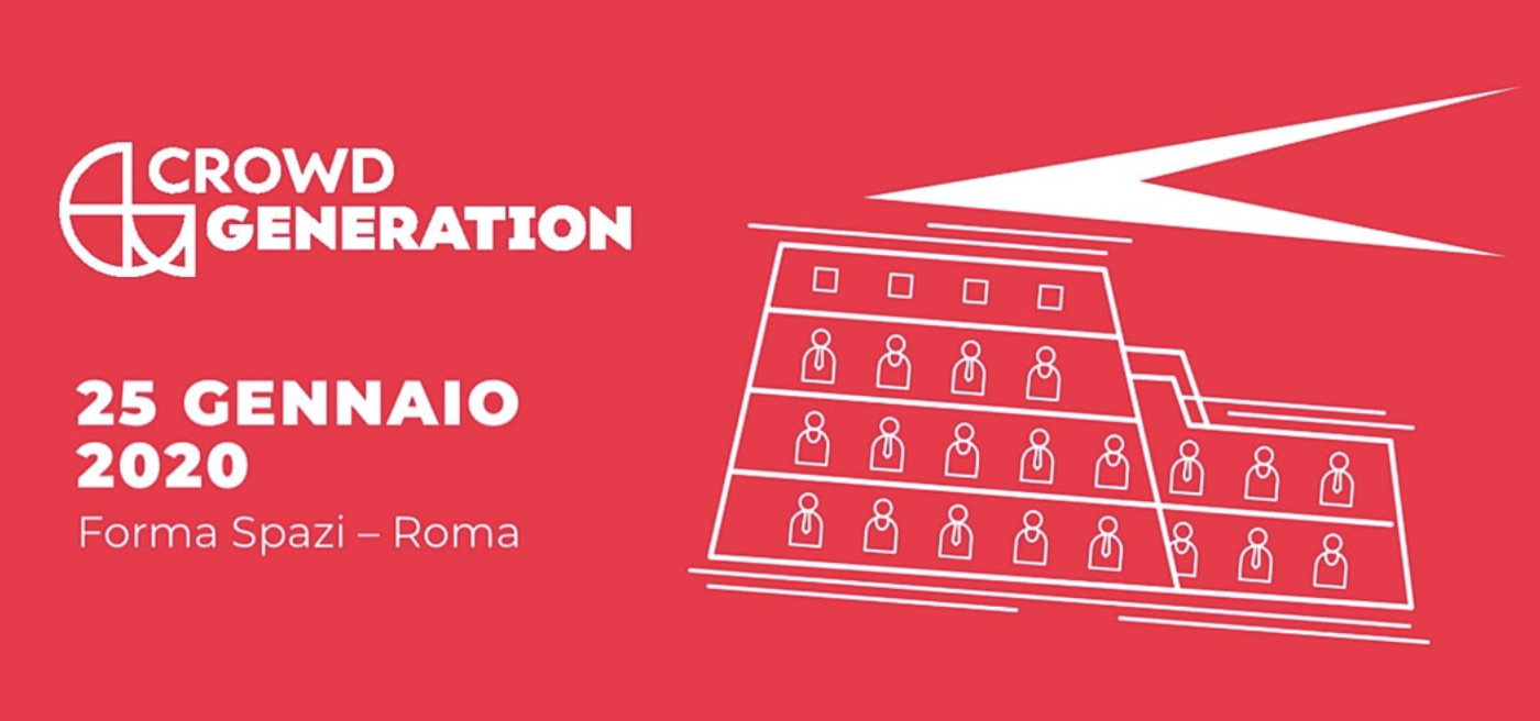 Crowd Generation: l'equity crowdfunding sbarca a Roma thumbnail