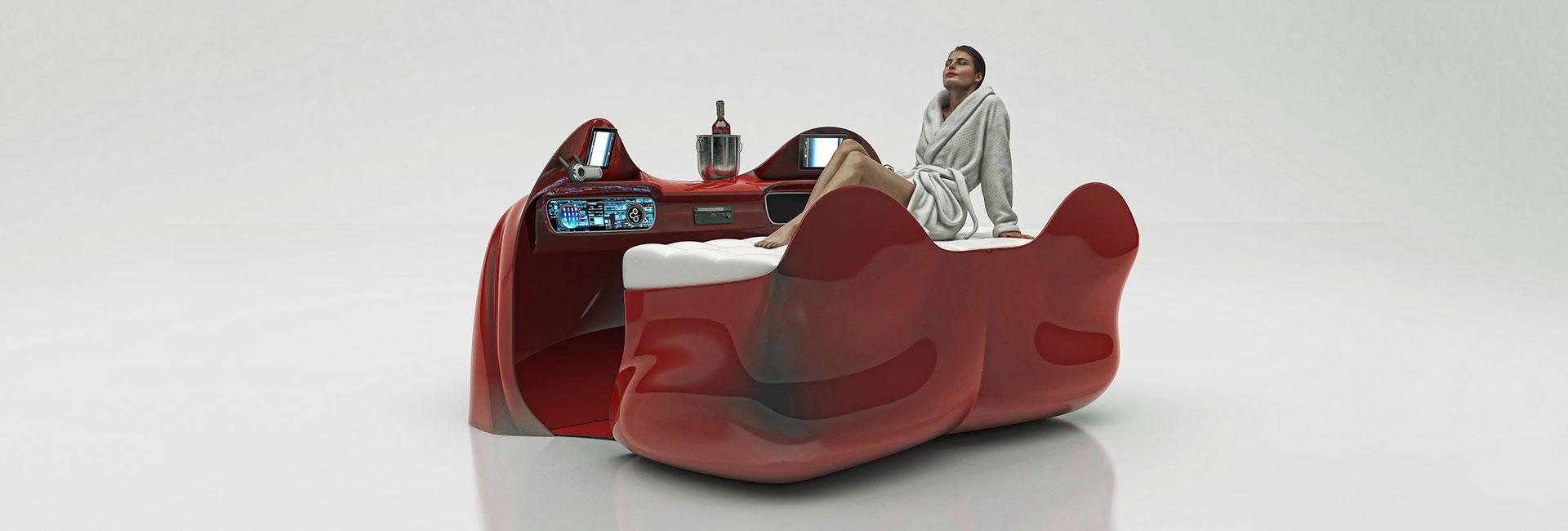 AMO's: un letto smart per ritrovare la passione thumbnail
