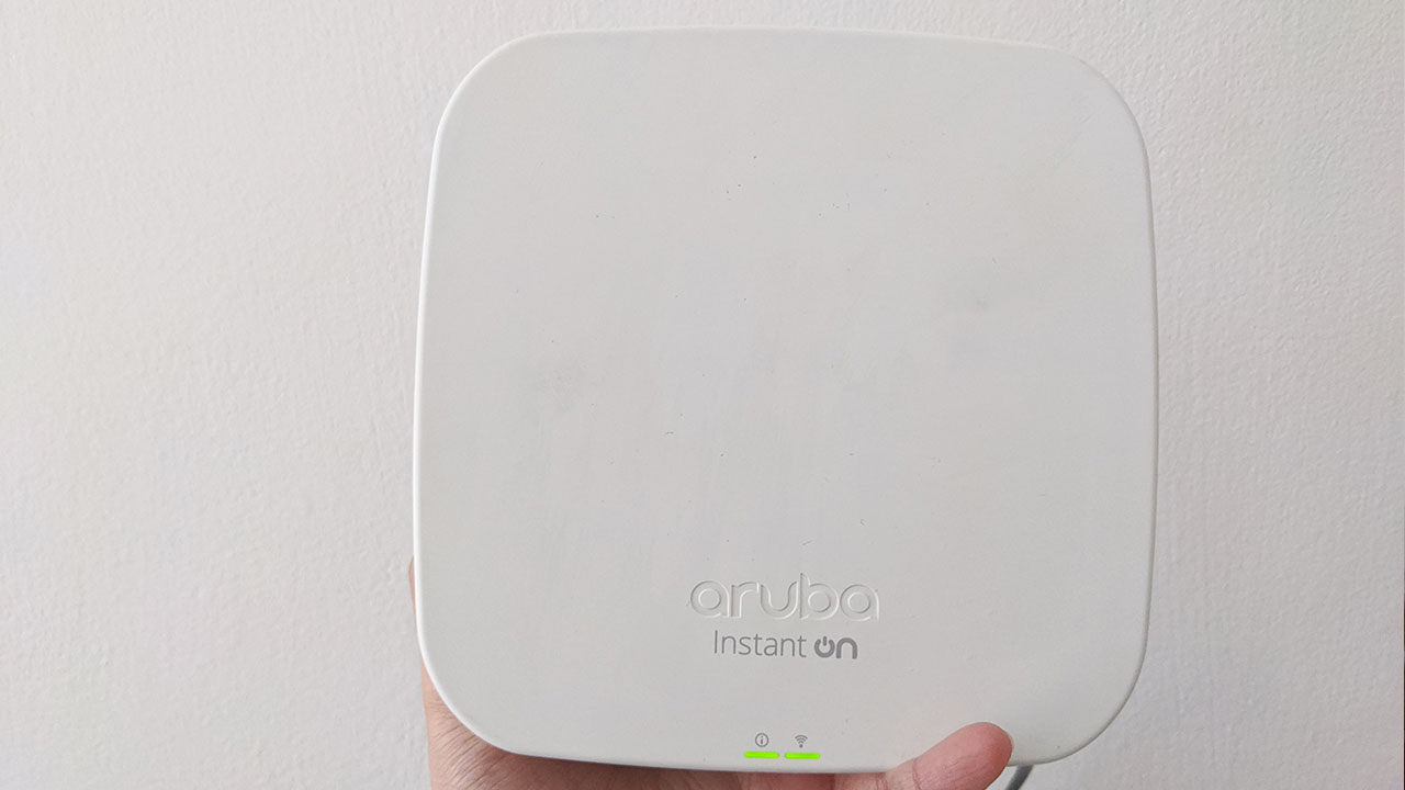 Aruba Instant On AP15 recensione Access Point
