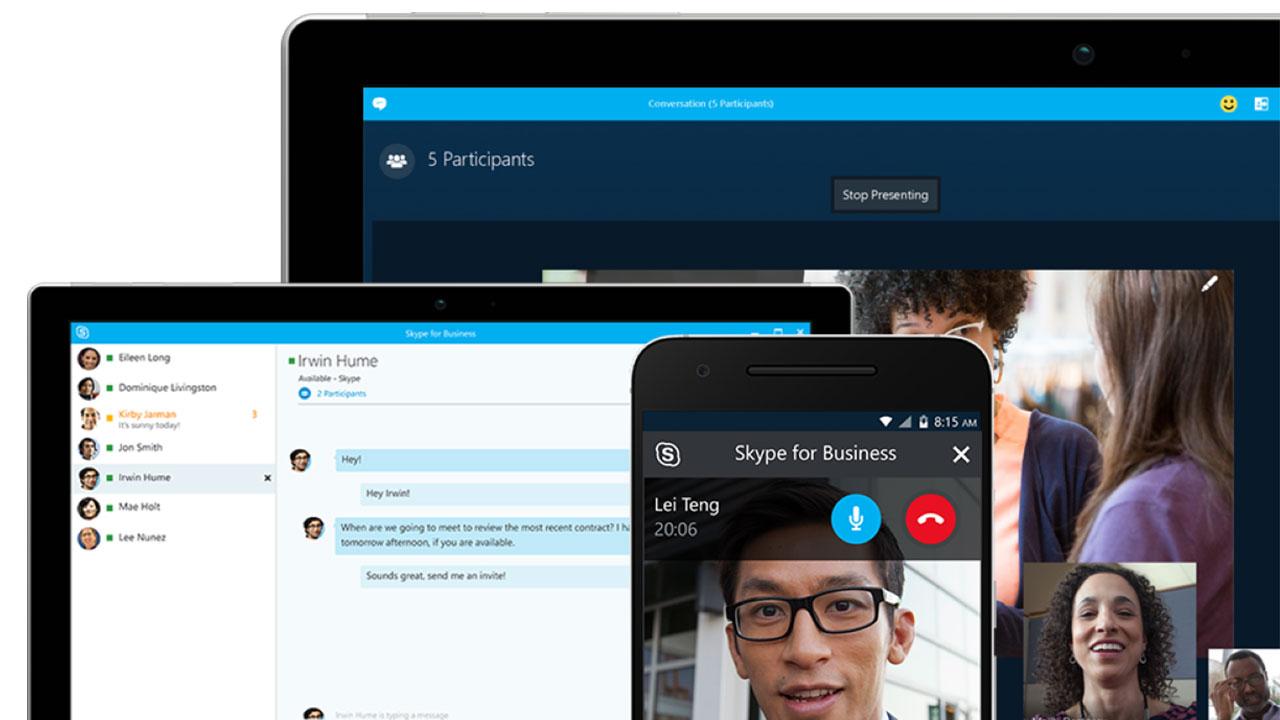 lavorare da casa guida skype