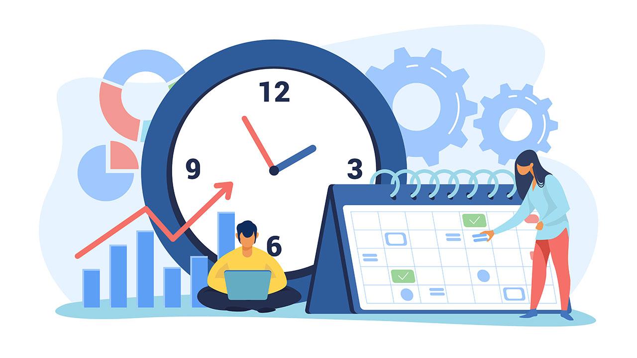 Gestione del tempo: gli strumenti utili per chi lavora da casa thumbnail