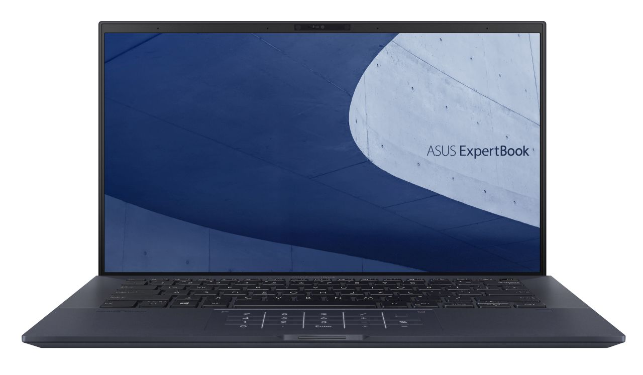 ASUS, ecco il notebook professionale ExpertBook B9 (B9450) thumbnail