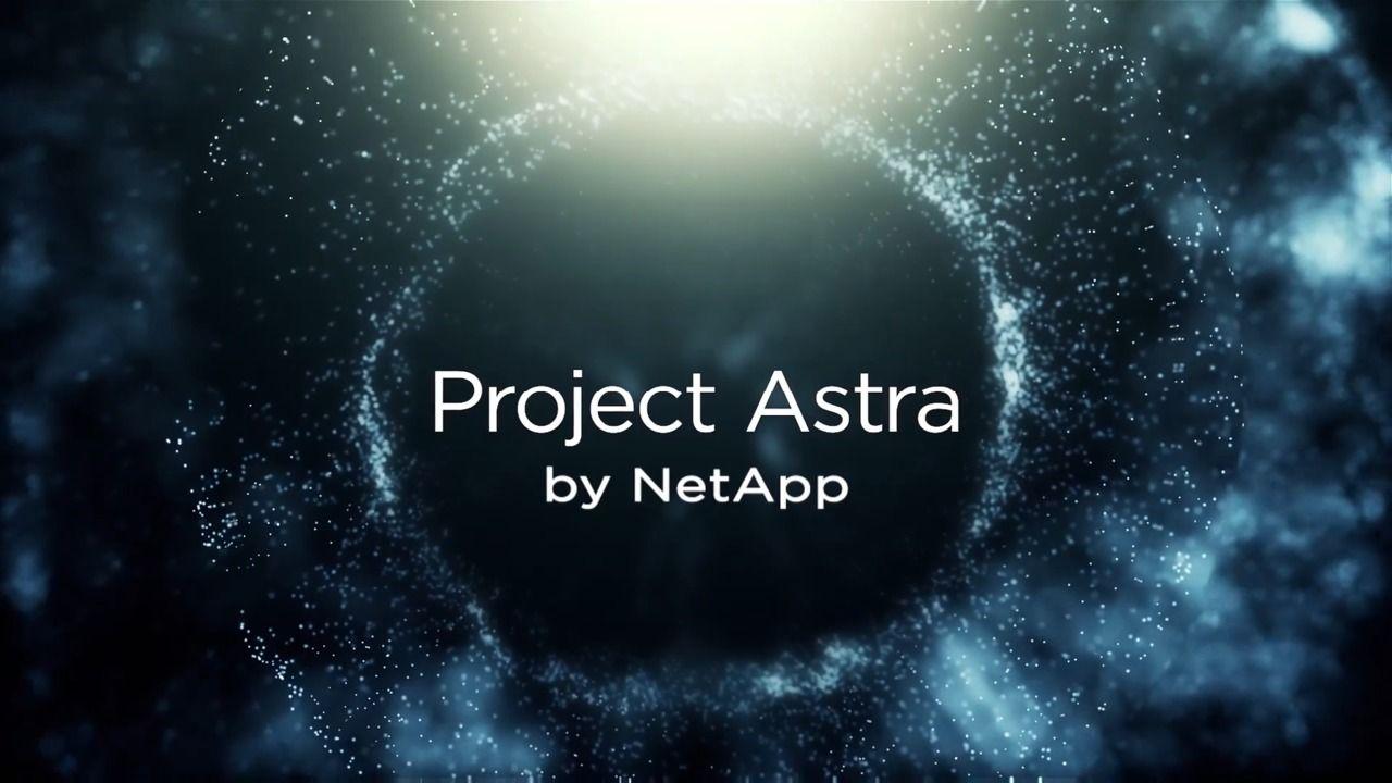 NetApp progetto Astra: applicazioni Kubernetes su tutti i cloud thumbnail