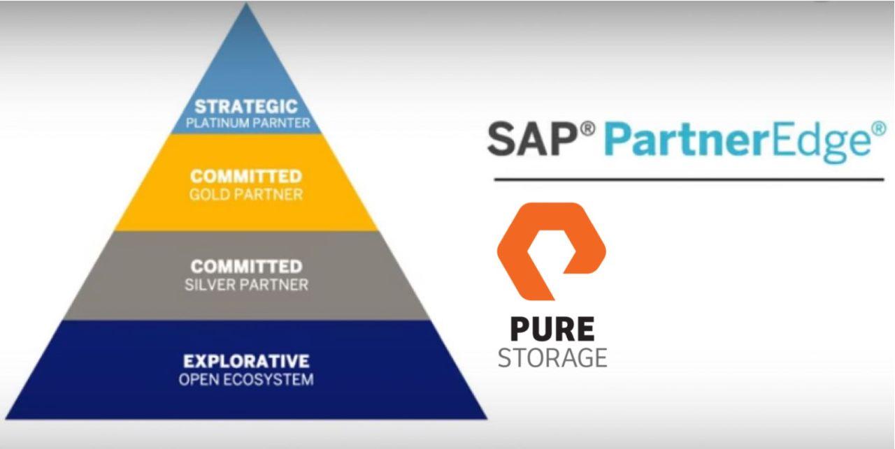 Pure Storage è diventato SAP PartnerEdge di livello Platinum thumbnail