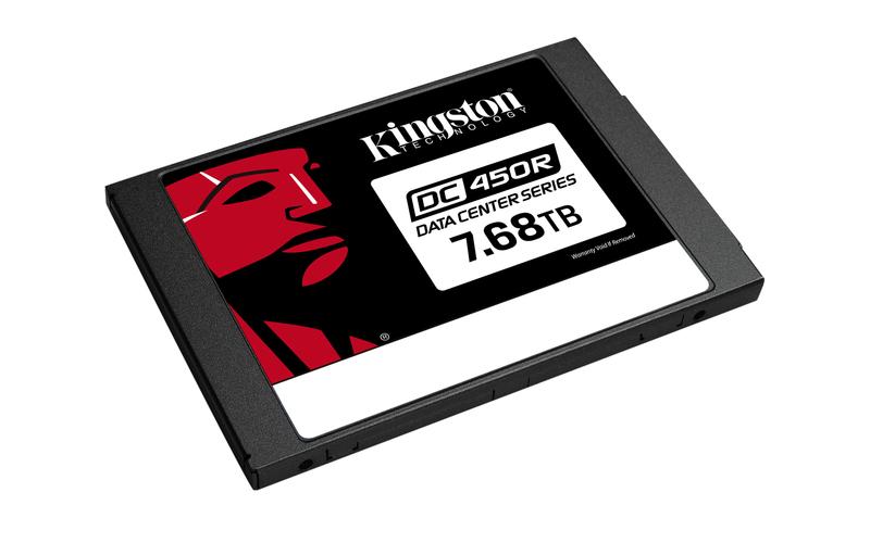 Kingston Technology, arrivano i nuovi SSD da 7,68TB per i data center thumbnail