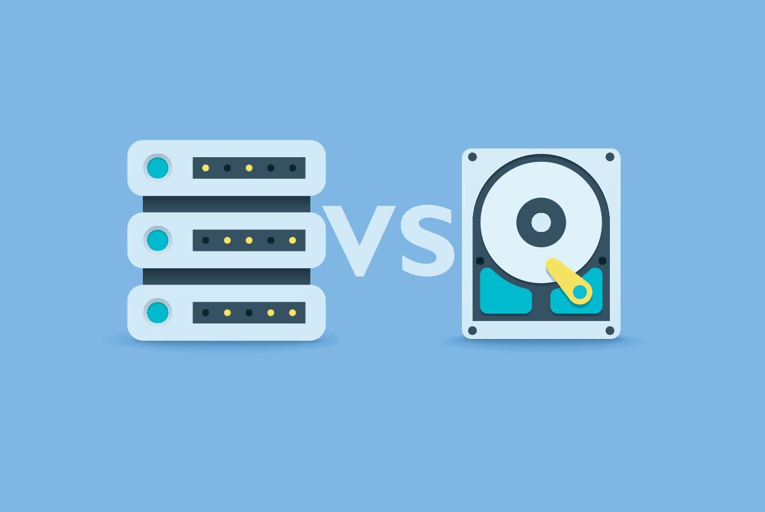 NAS vs HDD esterno: qual è la soluzione migliore? thumbnail