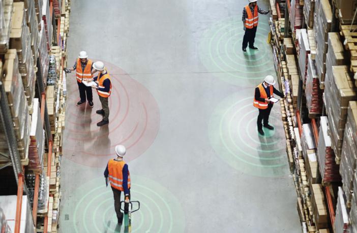 ProGlove Connect Proximity, l'app per il distanziamento sociale al lavoro thumbnail