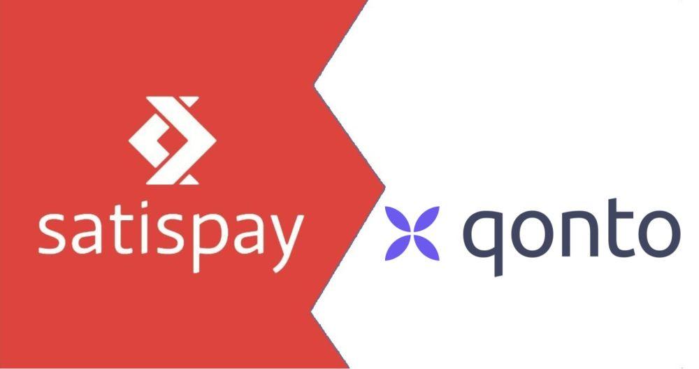 Qonto aggiunge Satispay ai pagamenti digitali della sua piattaforma thumbnail