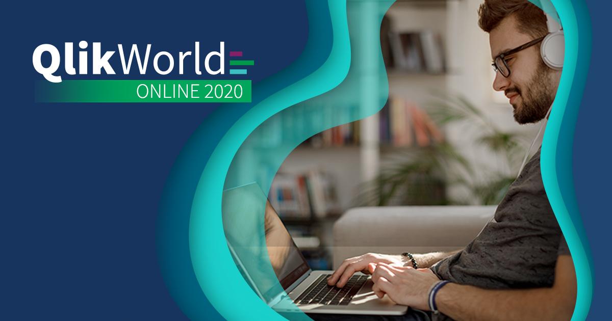 QlikWorld Online 2020: il futuro delle aziende passa per i dati e le analytics thumbnail