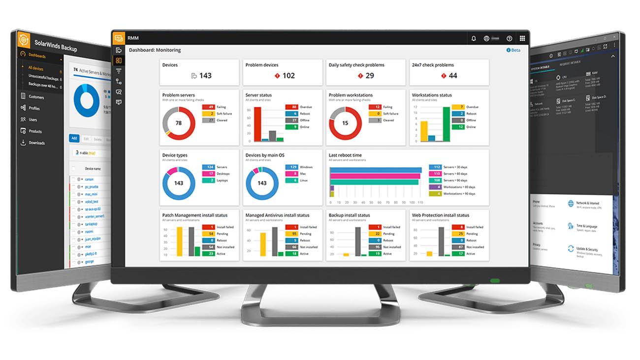 SolarWinds MSP racconta il futuro dei servizi IT thumbnail