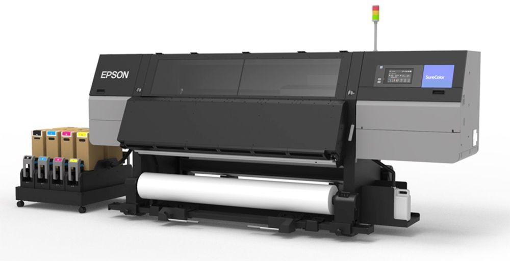 Epson SureColor SC-F10000, la nuova la stampante per grandi formati thumbnail