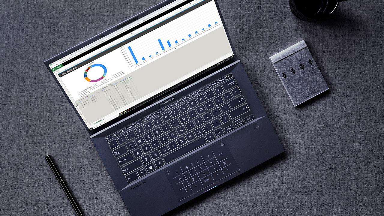 Il laptop business da 14 pollici più leggero al mondo thumbnail