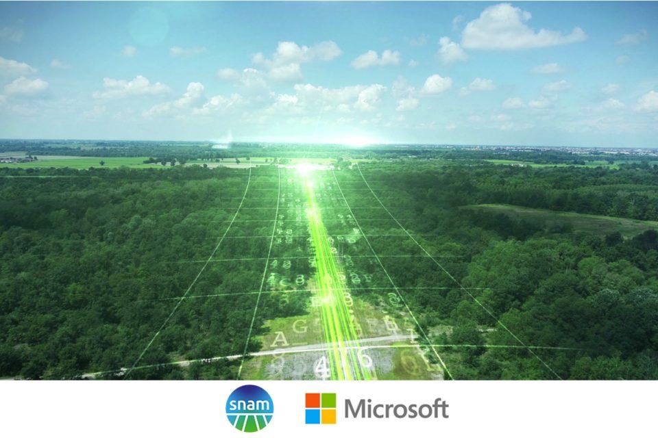 Snam e Microsoft insieme per cloud e IoT nelle reti energetiche thumbnail