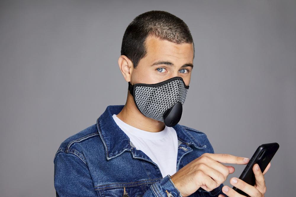 dieci consigli rientro lavoro Narvalo Urban Mask