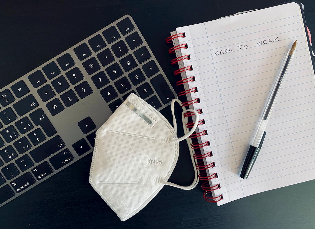 I dieci consigli per un rientro al lavoro in sicurezza thumbnail