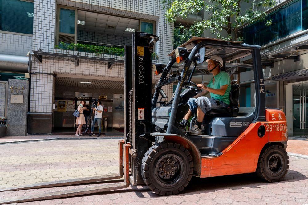 VIA Technologies, ecco come migliorare la sicurezza dei carrelli elevatori thumbnail