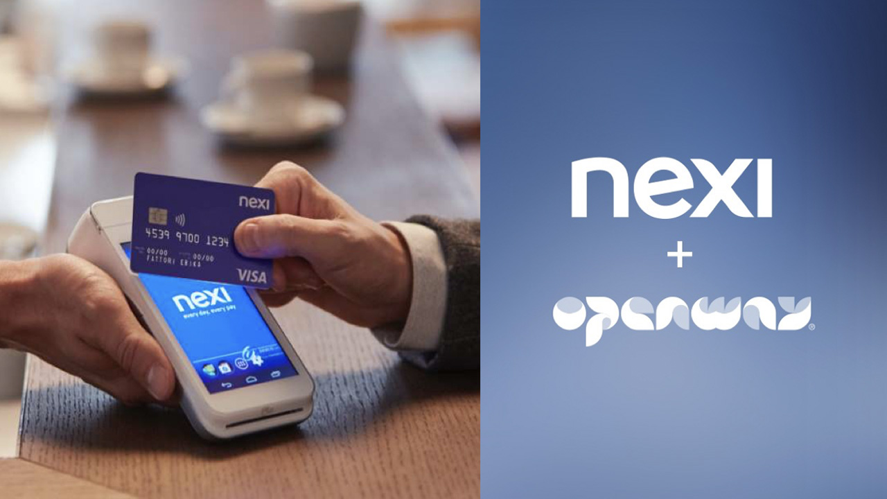 OpenWay e Nexi insieme per centralizzare gli strumenti di pagamento thumbnail