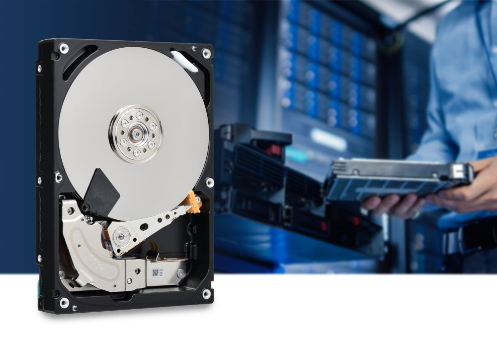 In arrivo gli hard disk enterprise Toshiba con tecnologia air-filled thumbnail