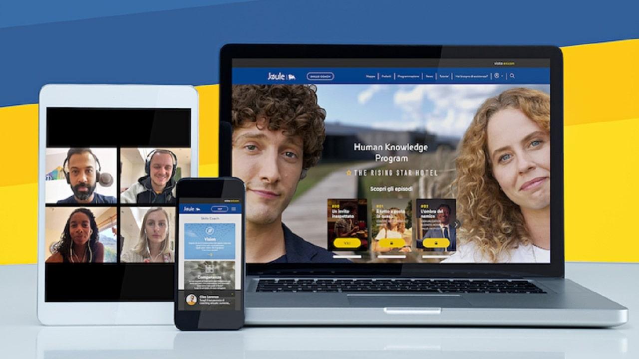 Imparare come lanciare una startup con la webserie di Eni thumbnail