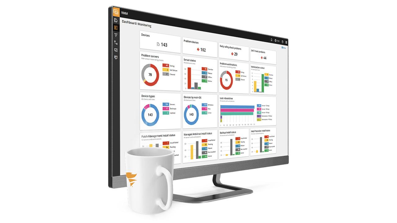 Un'unica dashboard per gestire i dispositivi con efficienza thumbnail