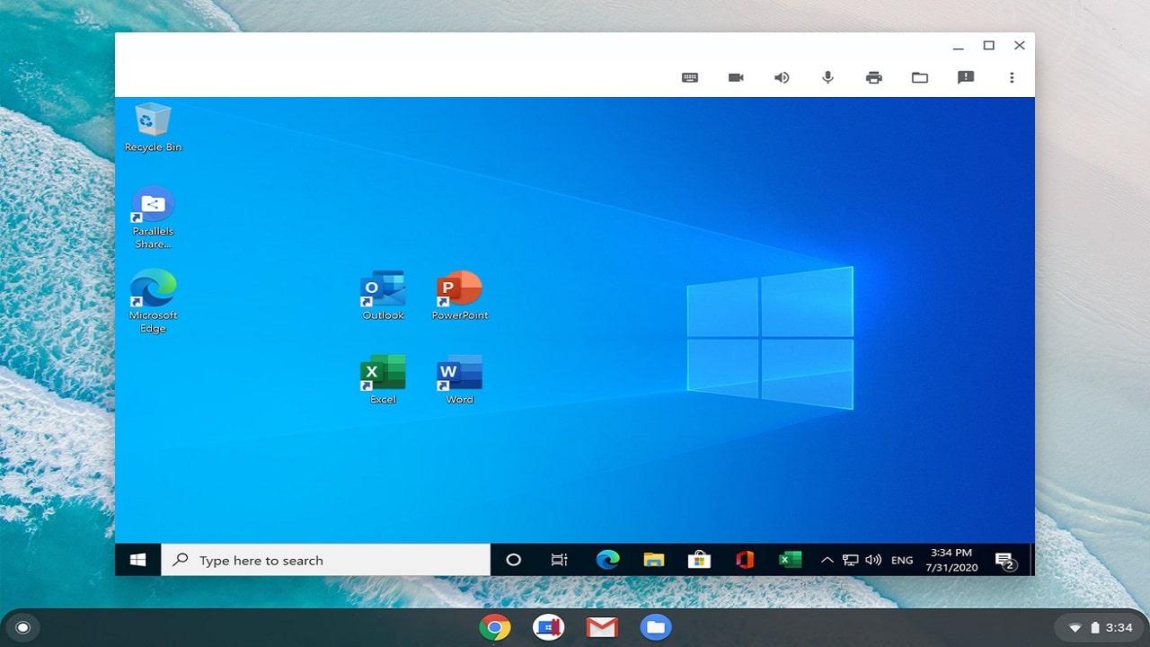 Parallels Desktop porta le app di Windows su Chromebook thumbnail