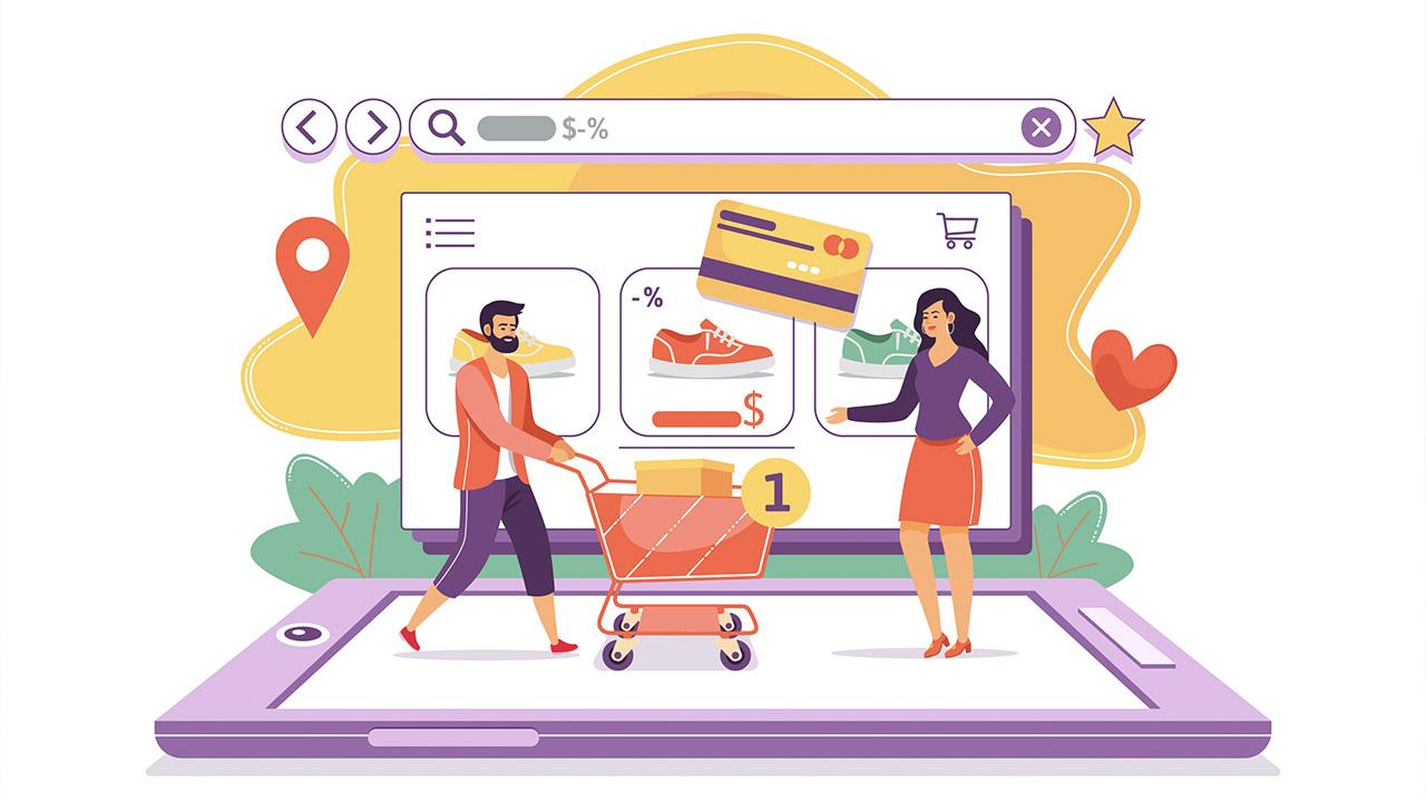 record vendite online periodo pre-natalizio 2020