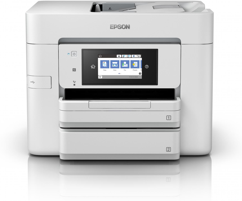 Epson, due nuove stampanti multifunzione per agevolare lo smart working thumbnail