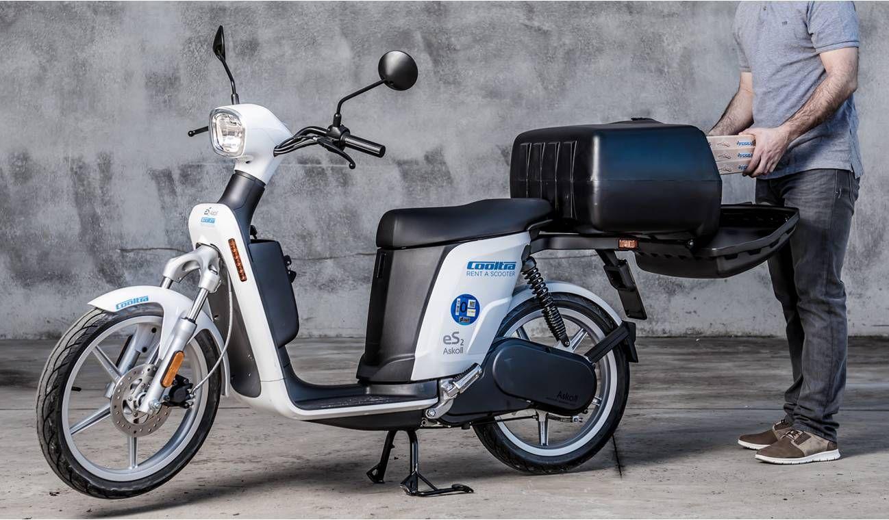 Askoll e Coltra: il noleggio di scooter elettrici per i ristoratori è gratis per i primi due mesi thumbnail