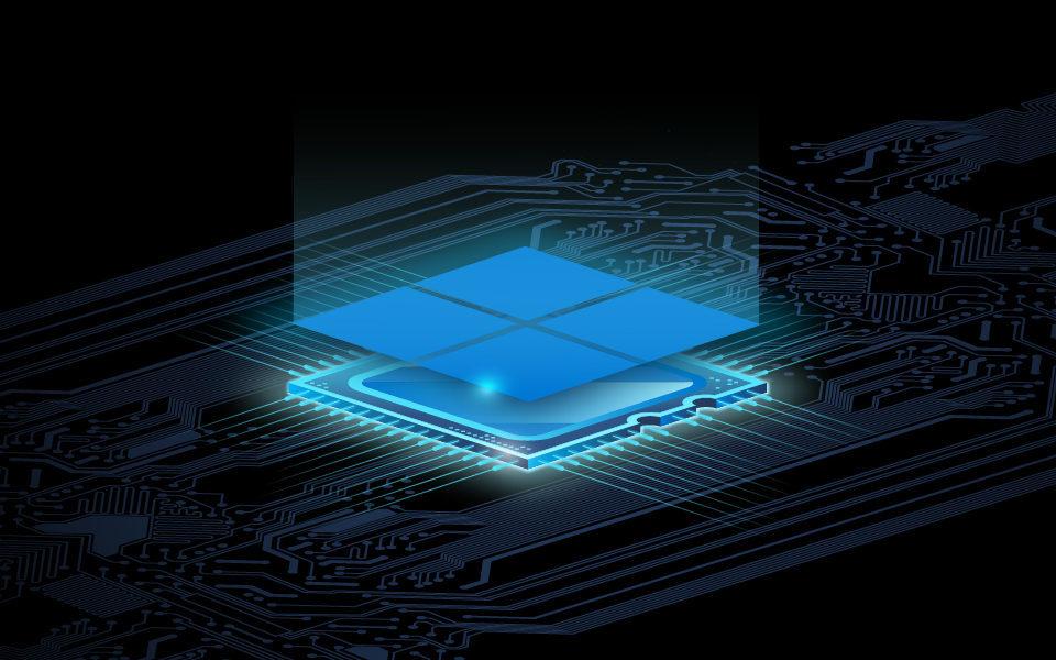 Microsoft Pluton, il chip che alza l'asticella della sicurezza nei PC Windows thumbnail