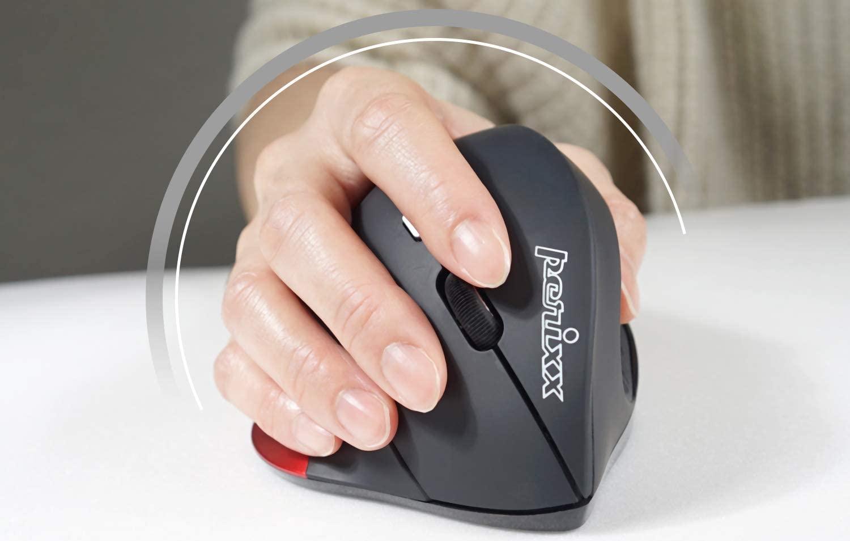Perixx PERIMICE-718 migliori mouse ergonomici smart working