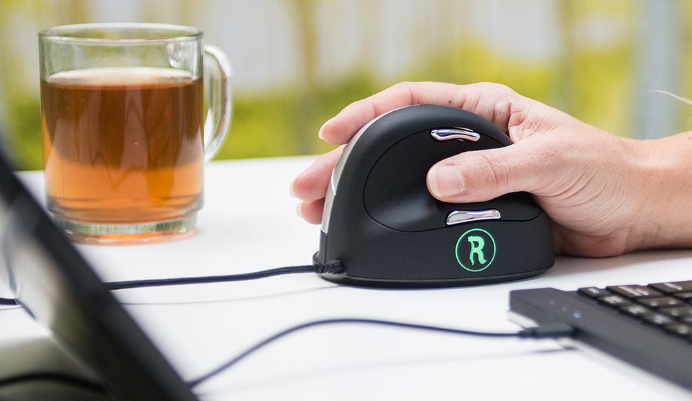 R-Go HE Break migliori mouse ergonomici smart working