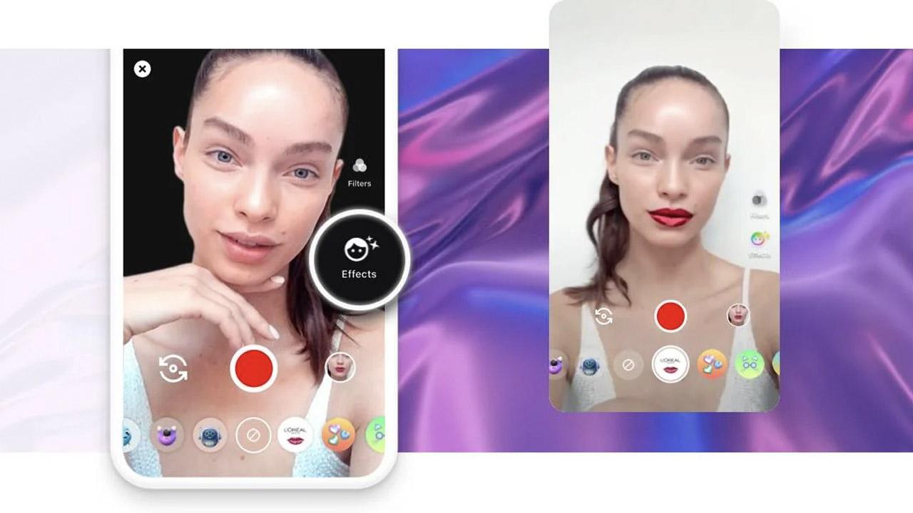 Il trucco virtuale di L'Oreal che sfrutta la realtà aumentata thumbnail