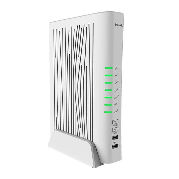 migliori offerte black friday business mediaworld D-LINK AC2200 Wireless VoIP Modem Router DVA-5593