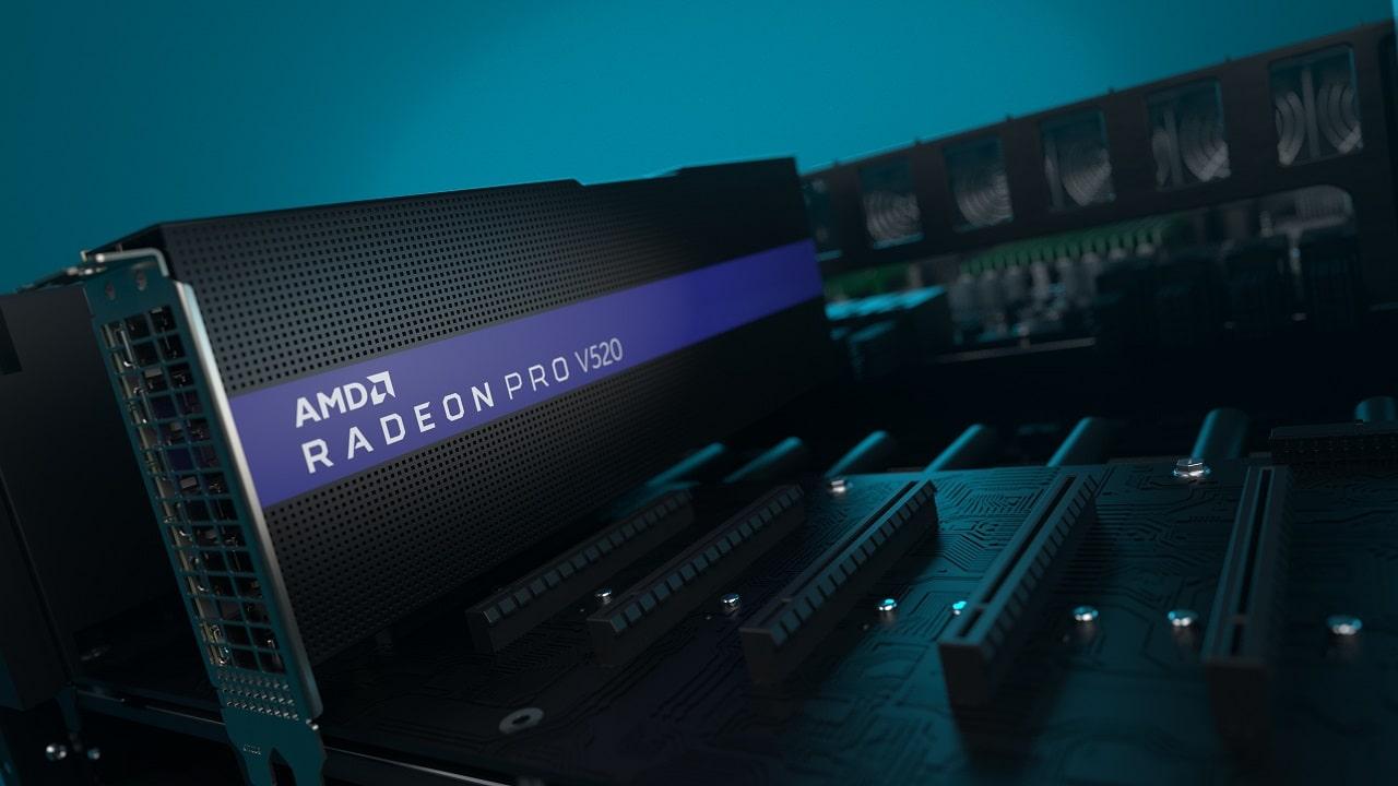AMD supporta la nuova istanza G4ad di Amazon Web Services thumbnail